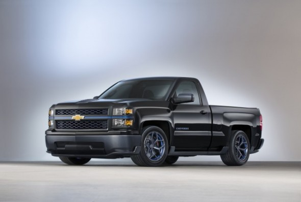 Chevrolet presenta el Silverado Cheyenne Concept 2