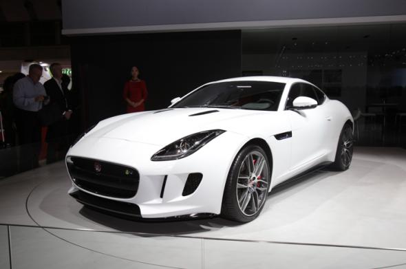 El Jaguar F-Type Coupé tendrá más versiones deportivas 1