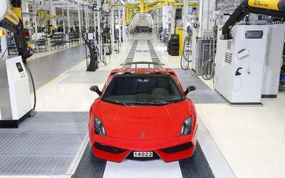 Primer téaser del próximo Lamborghini Gallardo
