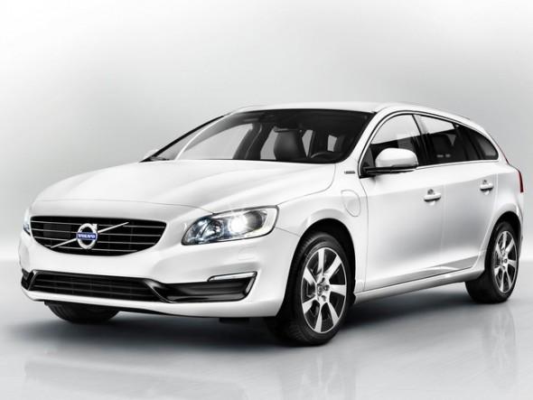 El Volvo V60 Plug-in Hybrid llega a España 1