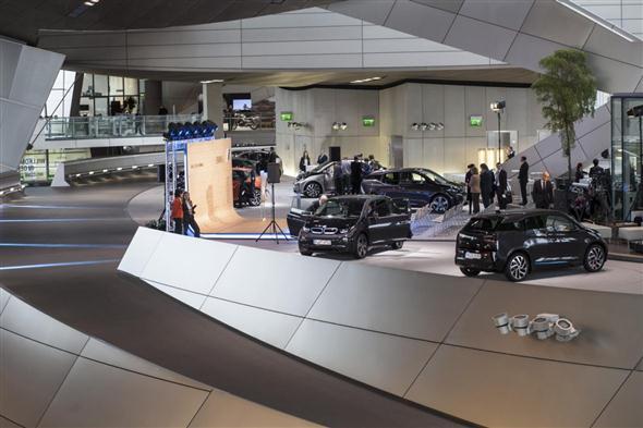 Entregadas las primeras unidades del BMW i3 1