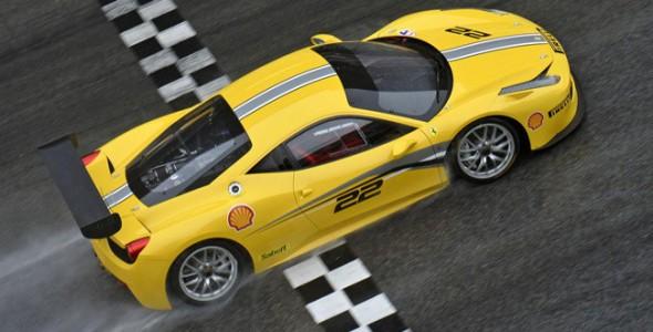 Ferrari 458 Challenge Evoluzione 1
