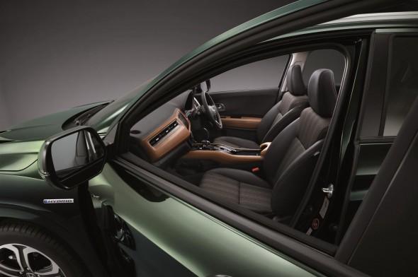 Honda Urban SUV, un rival de categoría para el Nissan Juke 2