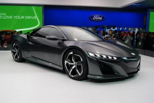Honda confirma que ya trabajan en el NSX Convertible 1