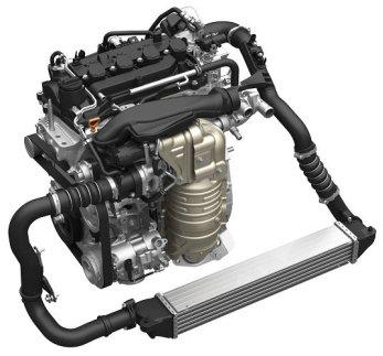 Honda presenta tres VTEC turbo 1