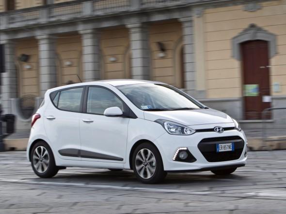 Hyundai publica los precios para España del nuevo i10 1