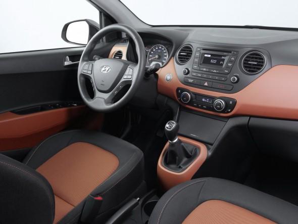 Hyundai publica los precios para España del nuevo i10 3