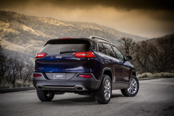 Jeep Cherokee, precios para España 2