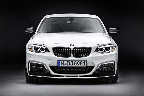 Kit M Performance para el BMW Serie 2 Coupé 2