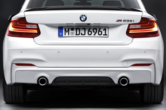Kit M Performance para el BMW Serie 2 Coupé 3