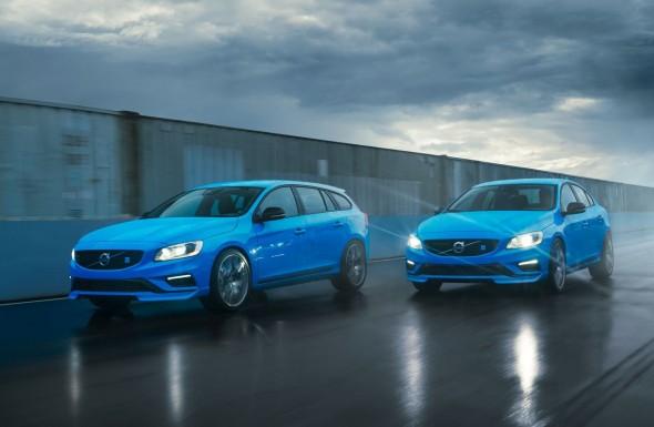 Llegan los Volvo S60 y V60 Polestar 2014 1