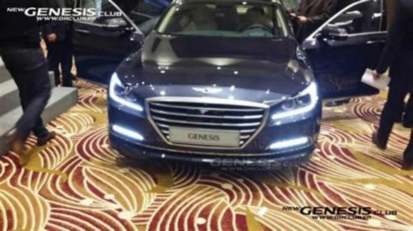 Muy de cerca: 2014 Hyundai Genesis 3