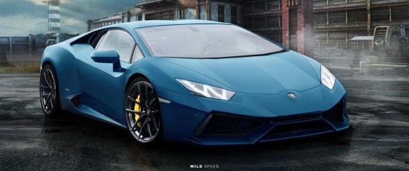 Nuevas ilustraciones del Lamborghini Cabrera 4