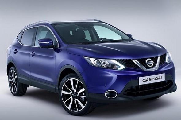 Oficial: 2014 Nissan Qashqai