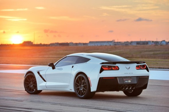 Oficial: Hennessey Performance Corvette C7 Stingray 1