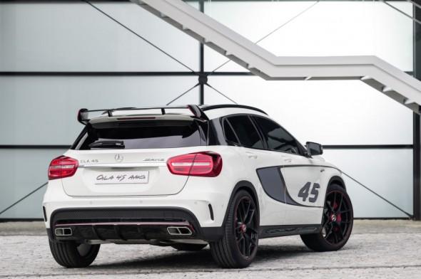 Oficial: Mercedes GLA45 AMG Concept 3