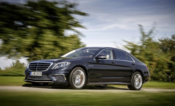 Oficial: Mercedes S65 AMG 1