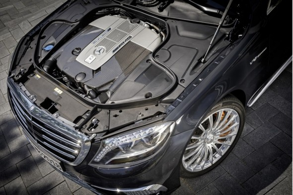Oficial: Mercedes S65 AMG 2