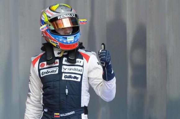 Pastor Maldonado, nuevo piloto del Lotus F1 Team 2