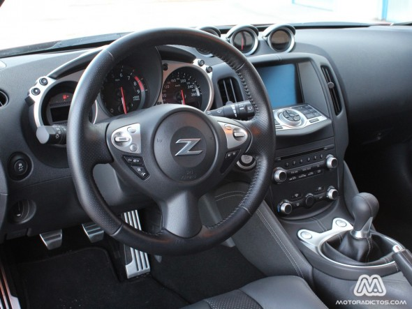 Prueba Nissan 370Z (parte 1) 5