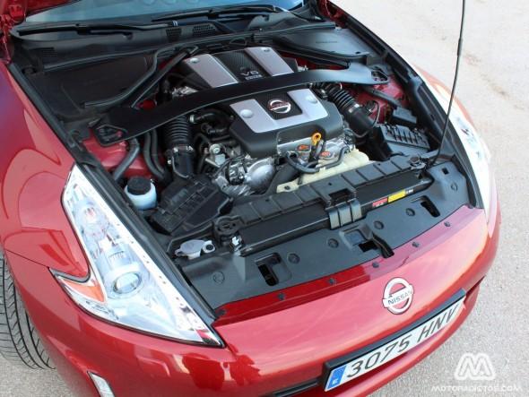 Prueba Nissan 370Z (parte 2) 2