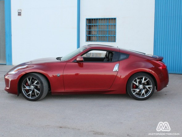 Prueba Nissan 370Z (parte 2) 5