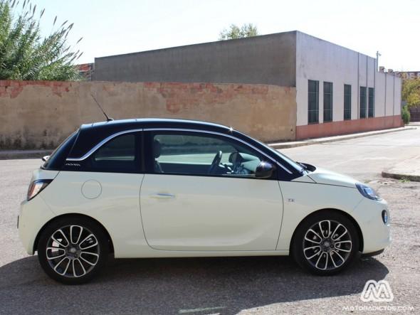 Prueba: Opel Adam 1.4 100 caballos (diseño, habitáculo, mecánica) 2