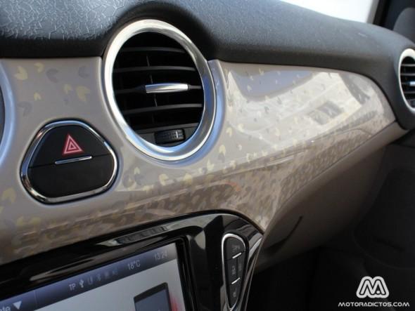 Prueba: Opel Adam 1.4 100 caballos (diseño, habitáculo, mecánica) 5