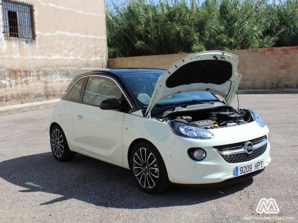 Prueba: Opel Adam 1.4 100 caballos (diseño, habitáculo, mecánica) 6