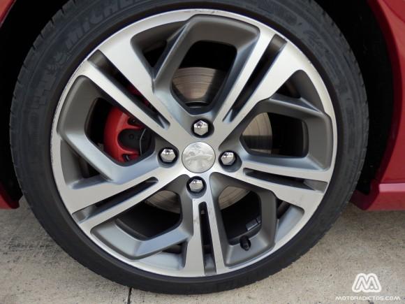 Prueba: Peugeot 208 GTI (diseño, habitáculo, mecánica)  2