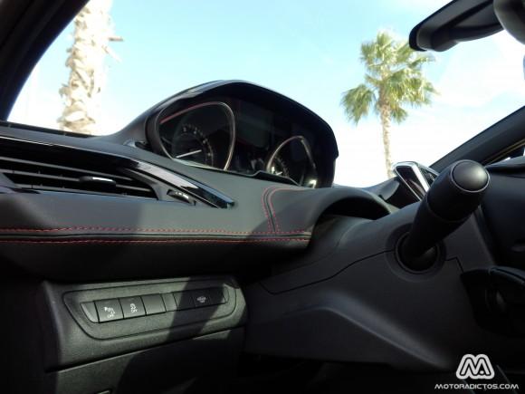 Prueba: Peugeot 208 GTI (diseño, habitáculo, mecánica)  5