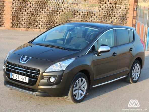 Prueba Peugeot 3008 Hybrid 4 (parte 1) 1