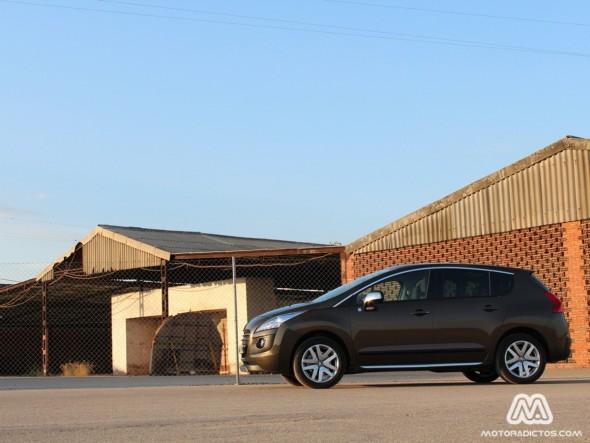 Prueba Peugeot 3008 Hybrid 4 (parte 1) 2