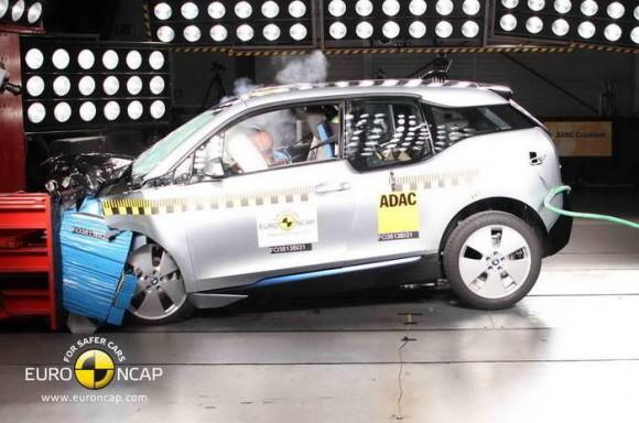 Resultados EuroNCAP: El BMW i3 fracasa en la prueba con cuatro estrellas 1