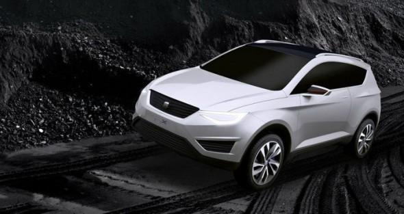 SEAT ampliará su gama de vehículos con un nuevo SUV 1