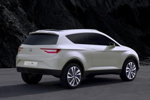 SEAT ampliará su gama de vehículos con un nuevo SUV 2