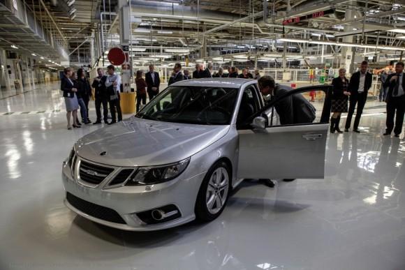 Saab reanuda su producción el próximo lunes 2