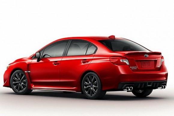 Subaru WRX de producción: éste podría ser 2