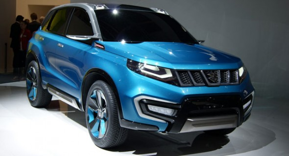 Suzuki lanzará tres nuevos modelos antes de 2016 1