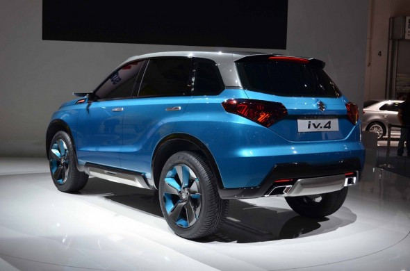 Suzuki lanzará tres nuevos modelos antes de 2016 2