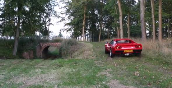 Tax The Rich demuestra de lo que es capaz el Ferrari 288 GTO 1