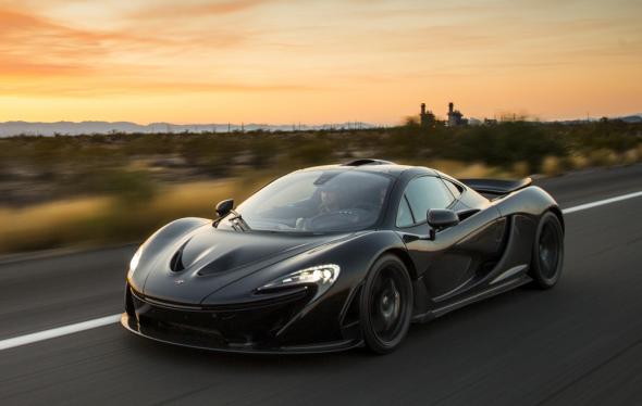 Todos los McLaren P1 ya tiene propietario 1