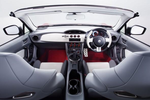 Toyota llevará el FT86 Open Concept al Salón del Automóvil de Tokio 4