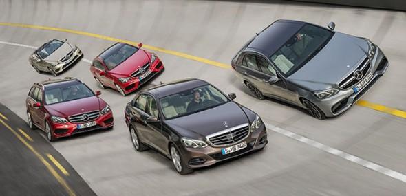 Una nueva generación del Mercedes Clase E llegará en 2016 1