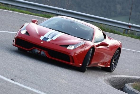 Vídeo: EVO prueba Ferrari 458 Speciale 1