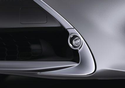 Lexus RC 2014, el deportivo japonés muestra su cara