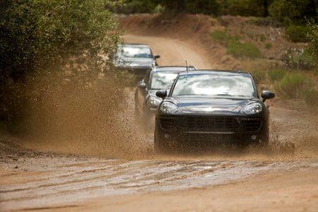 Porsche Macan: Llega el SUV compacto alemán