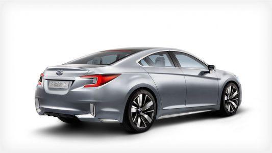 Subaru Legacy Concept: Rumbo a L.A. 2013