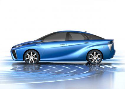 El Toyota FCV Concept también estará presente en Tokio