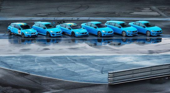 Llegan los Volvo S60 y V60 Polestar 2014
